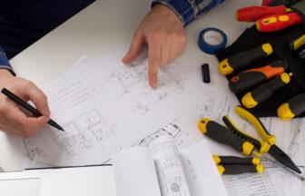 内装工事の業者選びについて