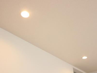 長野市照明器具ダウンライト取付け業者