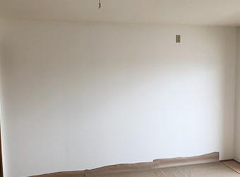 長野市壁紙クロスペイント工事