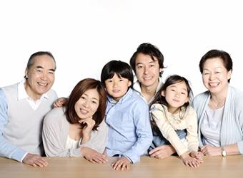 長野市家族構成