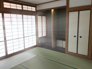 長野市和室メンテナンス