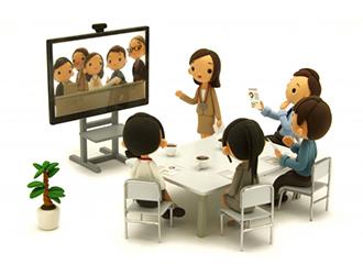 テレビ周辺の電源コンセント