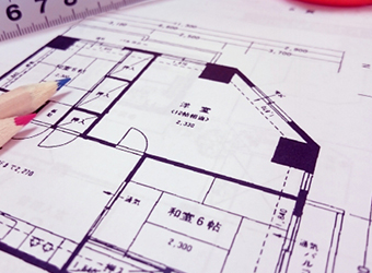 長野市で間取りを考えた家