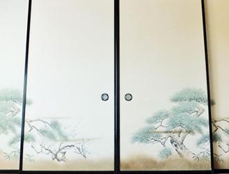 長野市襖工事
