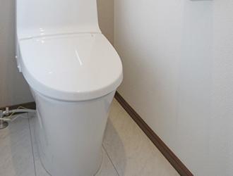長野市トイレ壁リフォーム