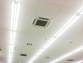 長野市内装工事天井