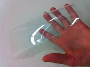 長野市 窓ガラス用遮熱フィルム