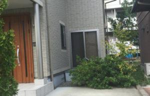 長野市 窓ガラスフィルム・防犯対策施工事例