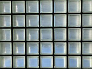 長野市ガラスブロック ガラスフィルム
