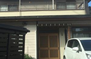 長野市 窓ガラス防犯フィルム施工事例