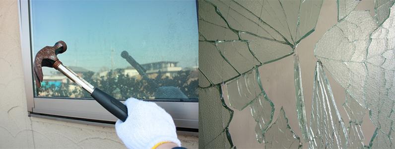窓からの侵入を防ぐための対策
