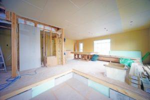 内装工事対象面積の測り方