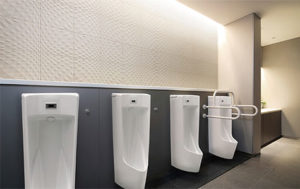 長野市トイレのエコカラット施工事例