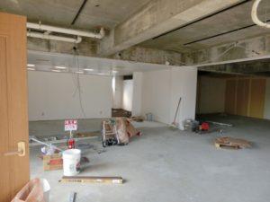 長野市店舗工事の流れ