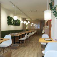長野市飲食店舗デザイン