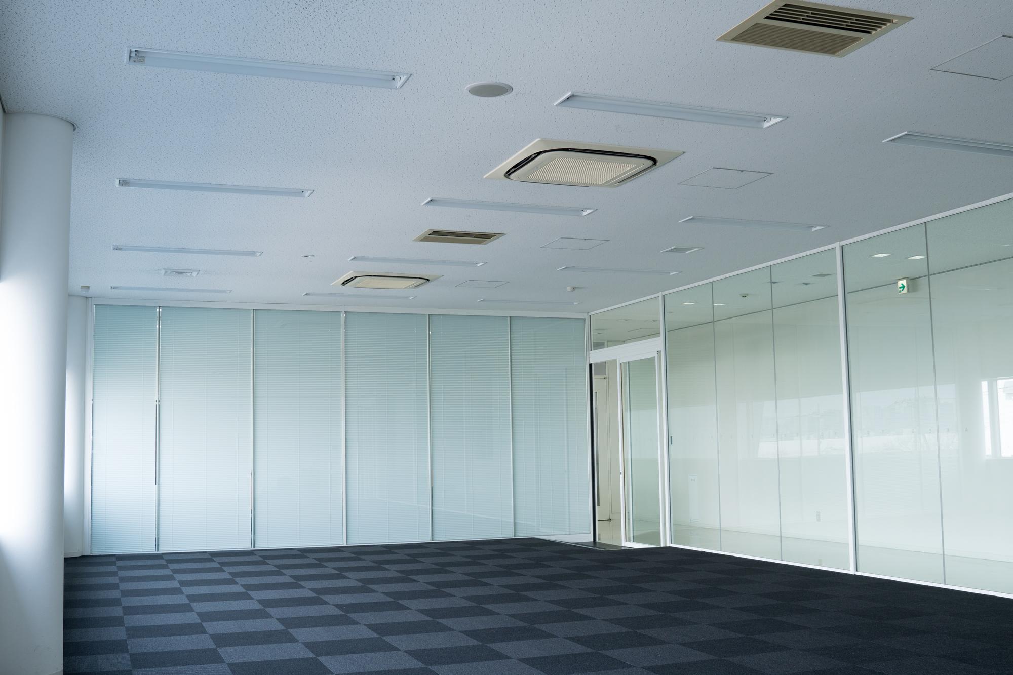 長野市オフィス原状回復